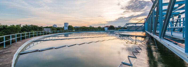 Xử lý nước thải - Công ty Cổ phần Công nghệ môi trường envico