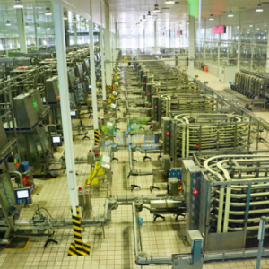 Dây truyền sản xuất sữa