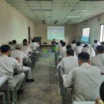 Huấn luyện an toàn hóa chất cho Công ty