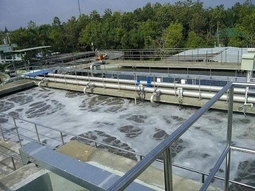 Yêu cầu kỹ thuật thiết kế và thi công hệ thống xử lý nước thải